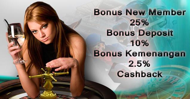 Bonus judi casino online Sbobet